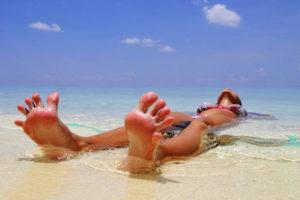 Сводит пальцы ног4