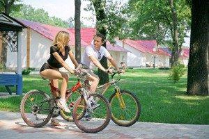 Бег (велосипед) при варикозе