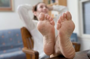 потливость ног3