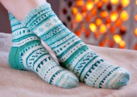 Причины замерзания ног